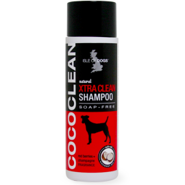 Isle Of Dogs Xtra Clean Dog Shampoo (Soap Free) Red Berries and Champagne …