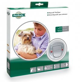Cat Flap For Patio Doors Slim Profile Staywell 270