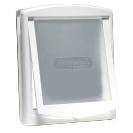 Staywell 760 - Large Dog Door White - by Petsafe