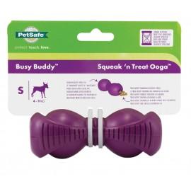 Busy Buddy® Squeak 'n Treat Ooga™ - Small