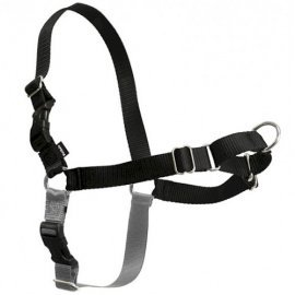 Easy Walk Dog Harness - Small - Black