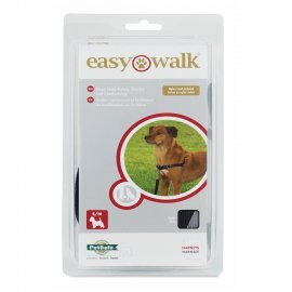 Easy Walk Dog Harness - Small-Medium - Black