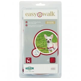 Easy Walk Minature Dog Harness - Extra Small - Raspberry Pink