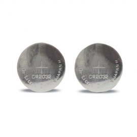 RFA-35 Lithium Coin Cell Batteries (2 Pack)
