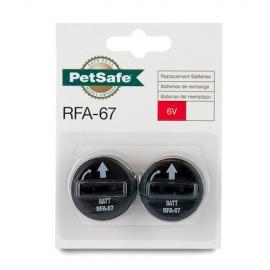 RFA-67 6V Battery (2 Pack)