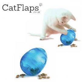 Funkitty™ Egg-Cersizer™ Cat Treat Toy