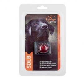 SportDog : Dog Collar LED Light - Locator Beacon - RED - SDLB-RD-E