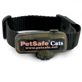 Deluxe In-Ground Cat Fence - Extra Receiver Collar