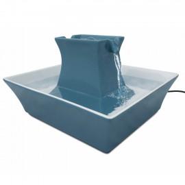Drinkwell® Pagoda Pet Fountain -Blue