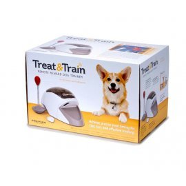 Treat & Train - Remote Reward Dog Trainer