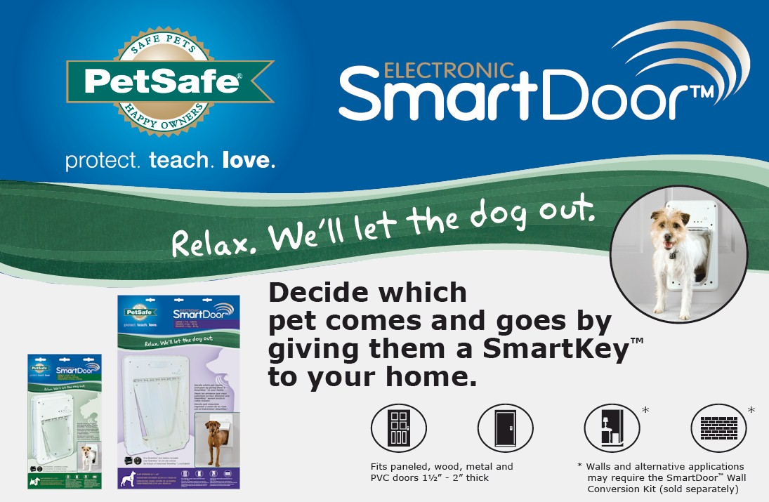 Petsafe Electronic Smart Door