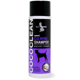 CoCo Clean Dog Sensitive Dog Shampoo (Soap Free) Calming Shampoo Lavender and Lemon Balm - Isle Of Dogs