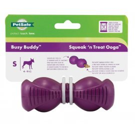 Busy Buddy® Squeak 'n Treat Ooga™ - Small