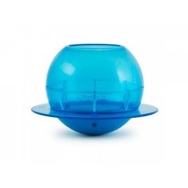Fishbowl Cat Excersize Feeder Toy