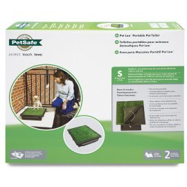 Pet Loo™ Portable Pet Dog Indoor Toilet - Large