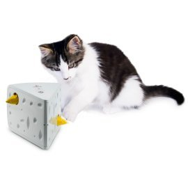 FroliCat® CHEESE™ Automatic Cat Teaser