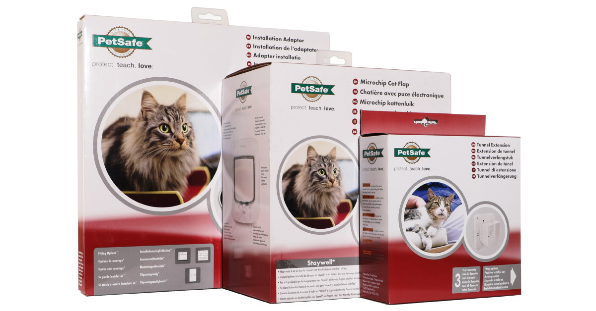PetSafe Microchip Cat Flaps